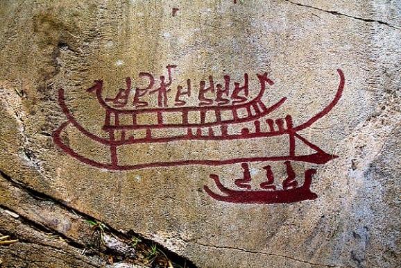 arte rupestre Tanum