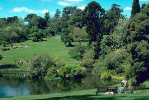Real Jardín Botánico de Melbourne
