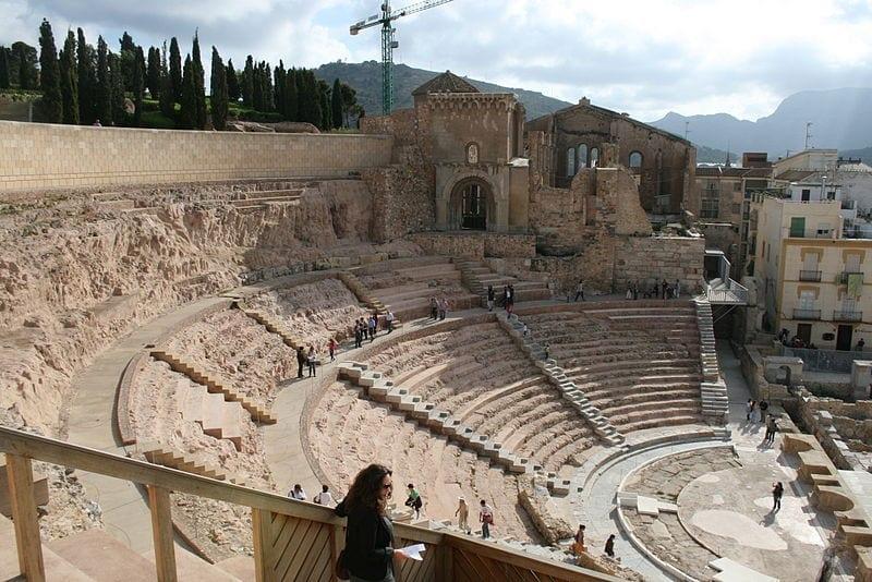 Teatro en Cartagena
