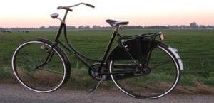 Bicicletas en Holanda