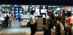 Tiendas de electrónica en Hong Kong