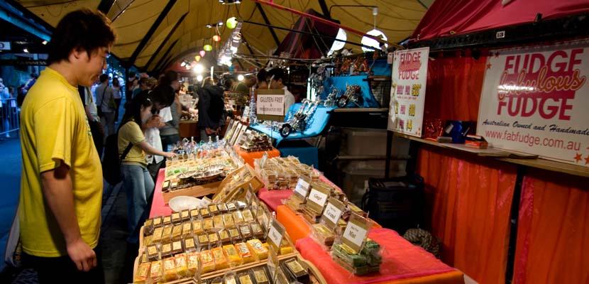 Mercados en Sydney