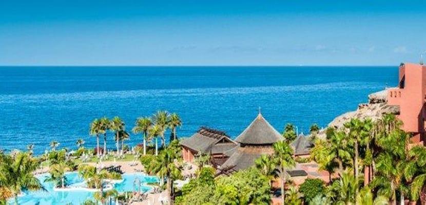 Hotel Sheraton La Caleta Resort & SPA en Tenerife