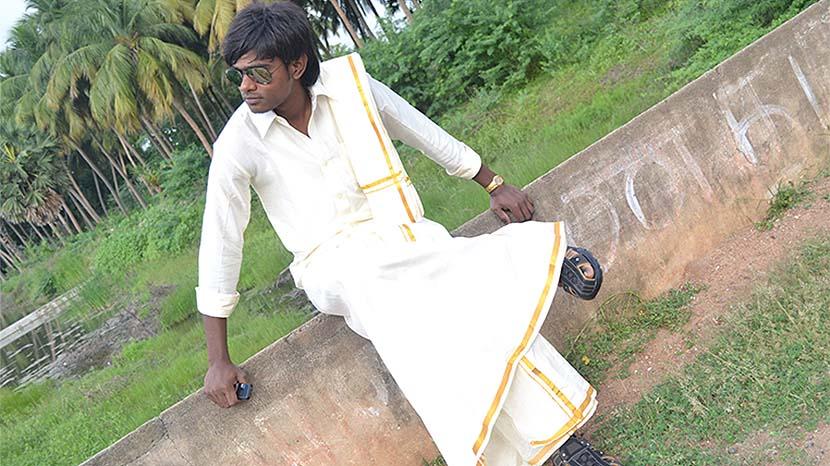 Dhoti hindú