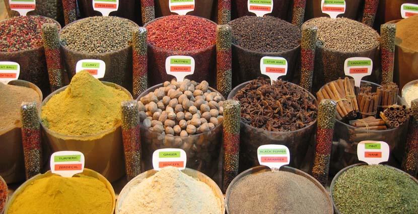 Especias, uno de los secretos de la cocina de Perú