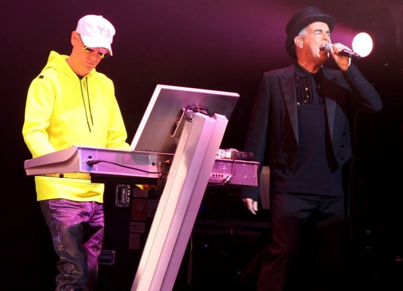 Pet Shop Boys en concierto