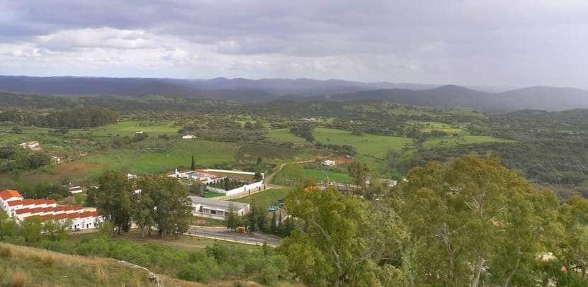 Pueblos más bonitos en Sierra de Aracena