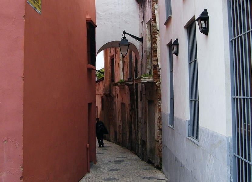 Calle de Badajoz