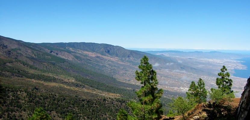 Valle Guimar
