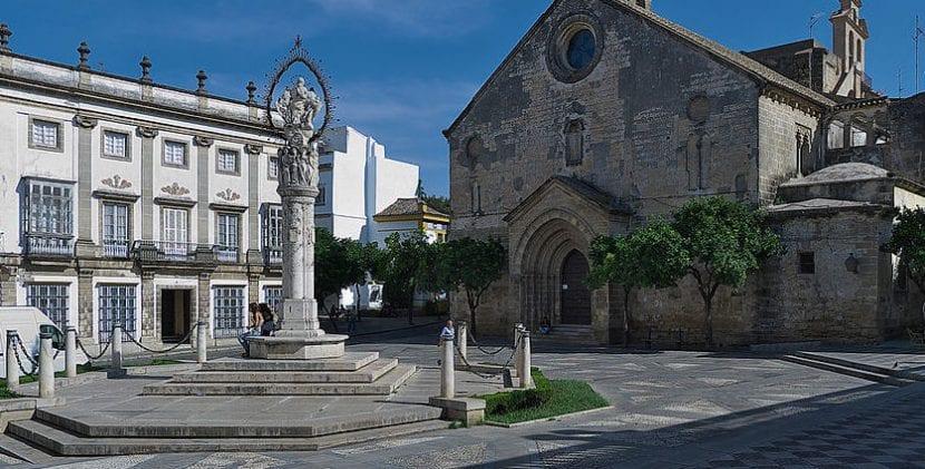 Plaza en Jerez