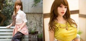 Muñecas sexuales japonesas