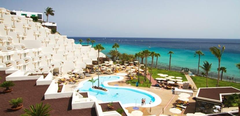 Hotel Riu Calypso en Fuerteventura