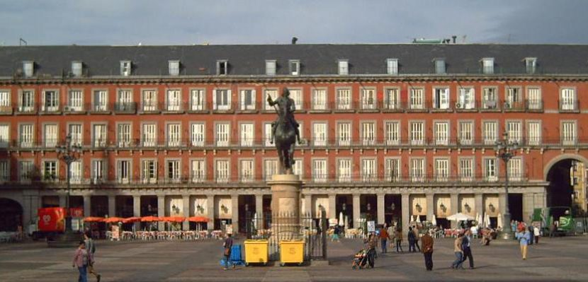 Monumentos de Madrid Plaza Mayor