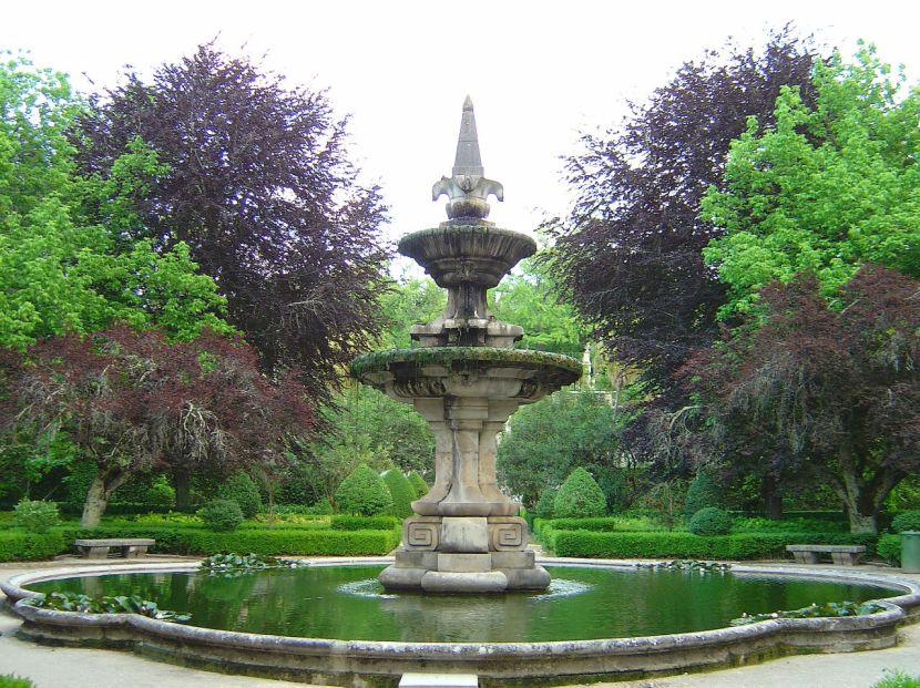 Jardín Botánico de la Universidad de Coimbra