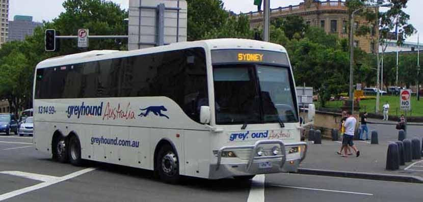 Autobuses aviones y trenes en australia - Autobuses larga distancia ...