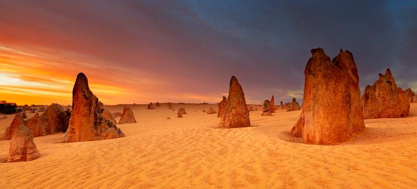 Los pin culos paisaje marciano en australia - Paisajes de australia ...