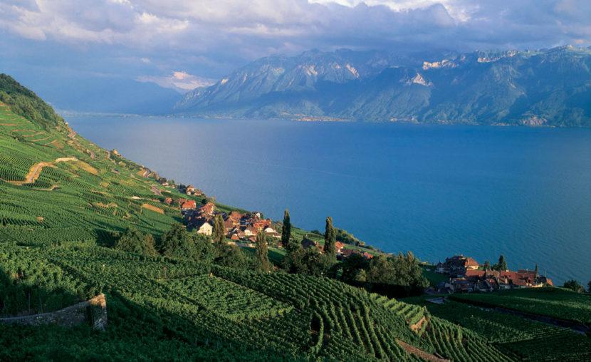 regiones de suiza