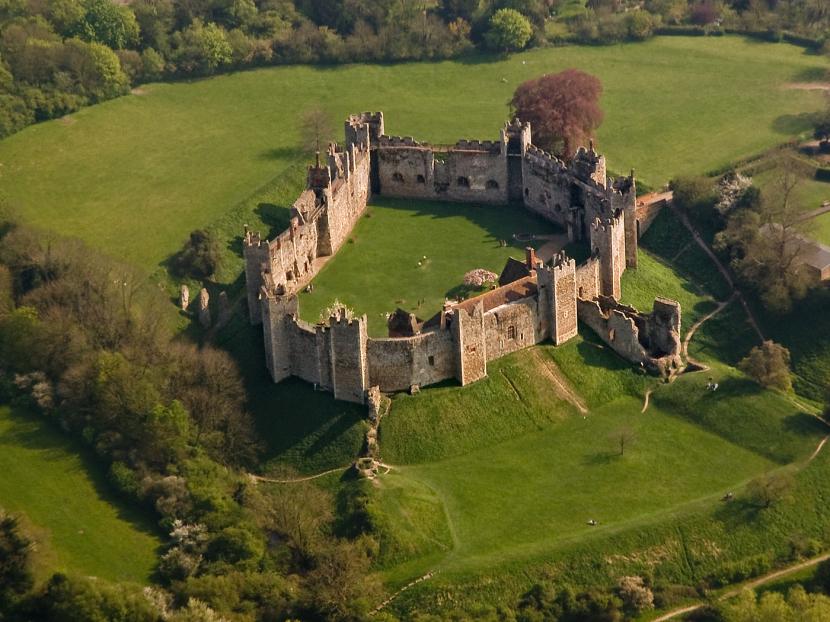 Castillo de Framlingham