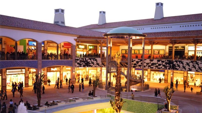 centros comerciales de Algarve