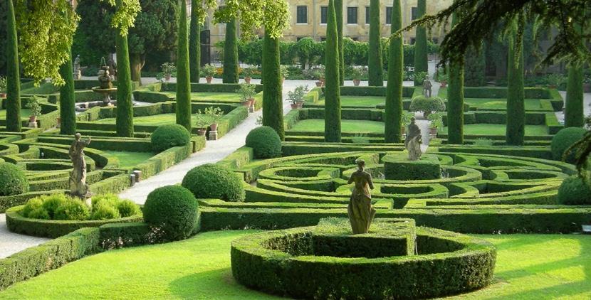 Un paseo por el jard n giardini giusti for Jardin italien