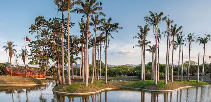 Parque en Venezuela