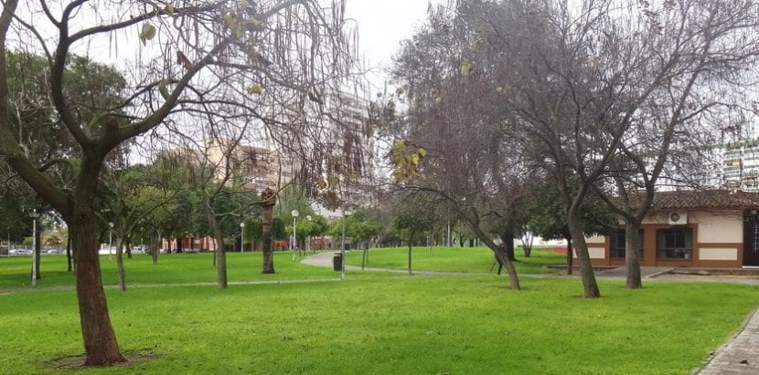 Parque de Jerez de la Frontera