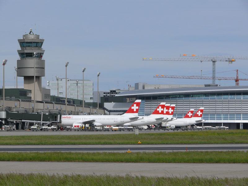 aeropuerto suiza