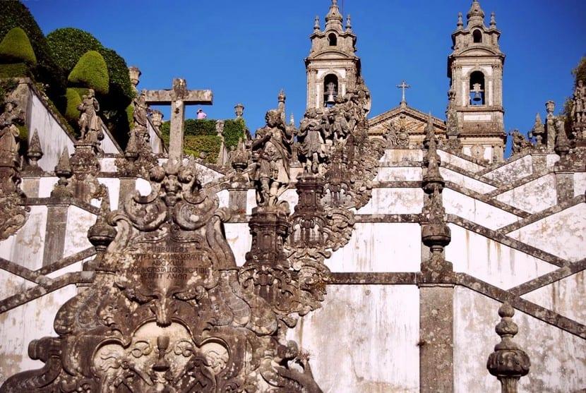 l'architecture à Braga