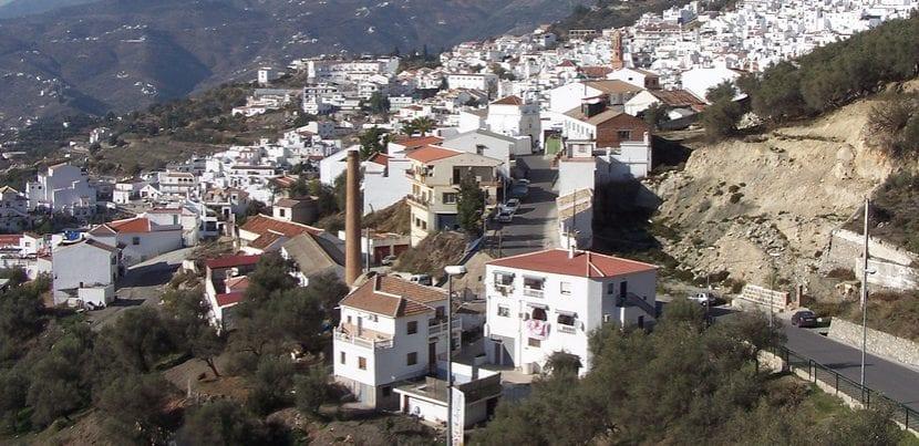 Cómpeta en Málaga