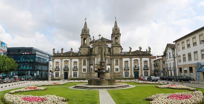 Palais à Braga