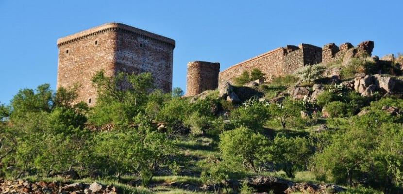 Badajoz-castillo-Feria