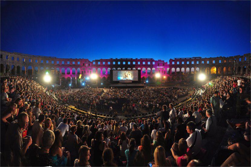 Festivales y eventos en Pula, Croacia