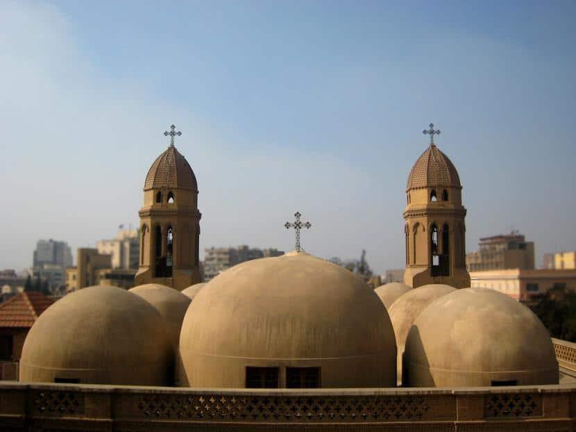 Iglesia San Marcos en Heliopolis
