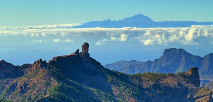 montes Gran Canaria