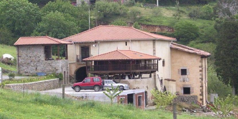 Quinzanas en Asturias