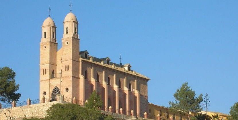 Ermita en Cieza