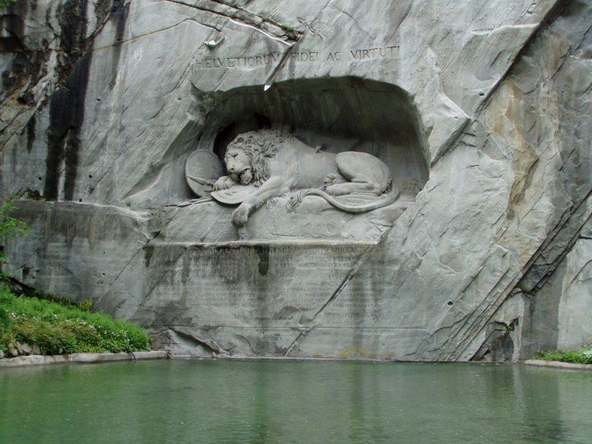 Monumentos más importantes en Suiza
