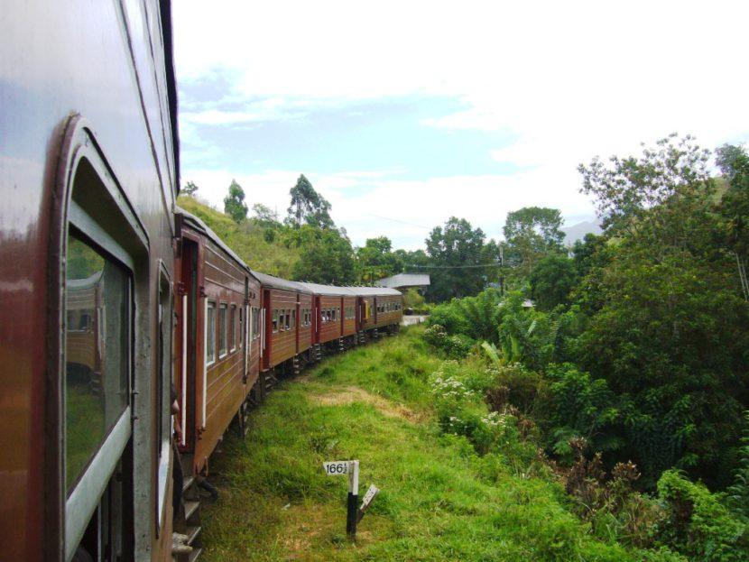 Viajar en tren por Croacia