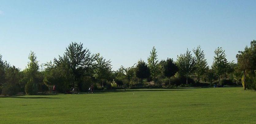 Parque en Albacete