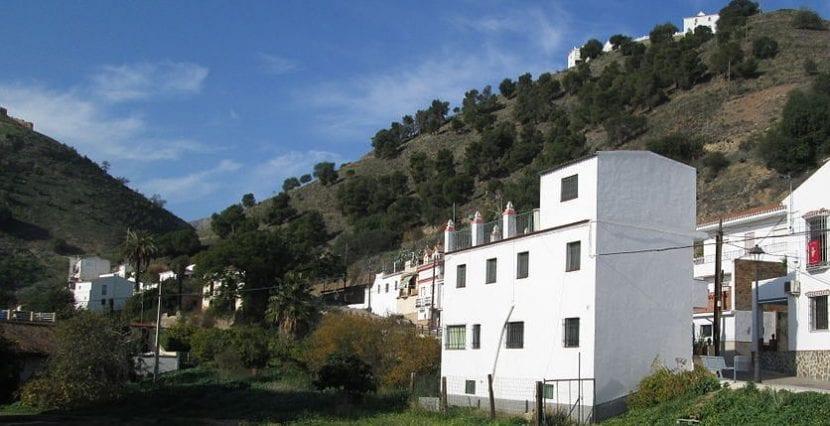 Alora en Málaga