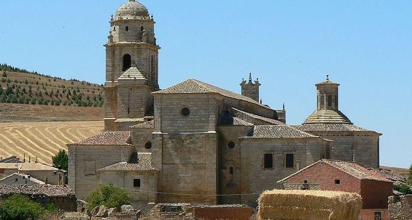 Castrojeriz en Burgos