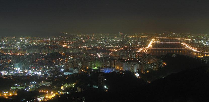 Noche en Seúl