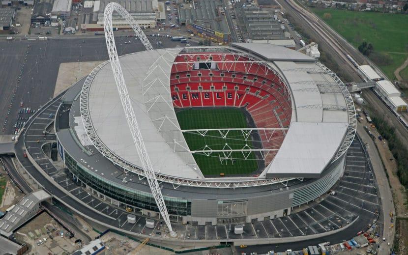 Los mejores estadios de fútbol en Inglaterra