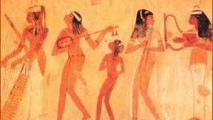 Músicas egipcias