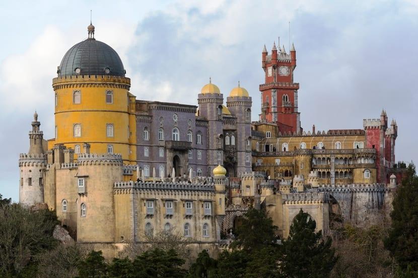 Sintra en Portugal