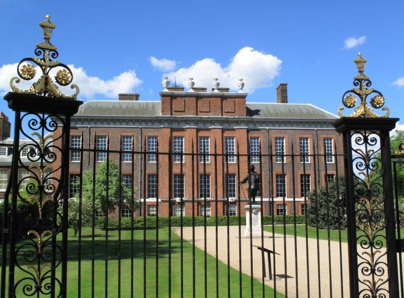Visitar el palacio de kensington for Jardines de kensington