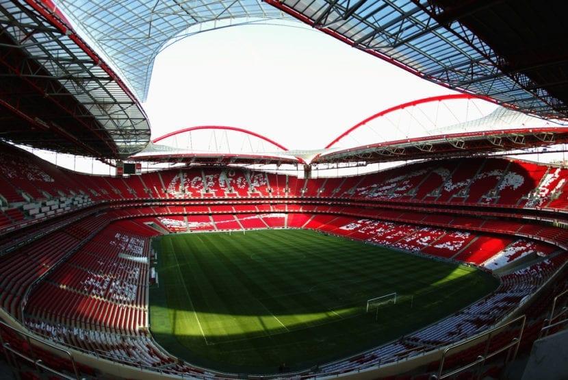 Principales estadios de fútbol en Portugal