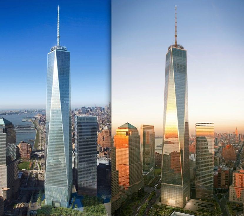 Torre del One World Trade Center