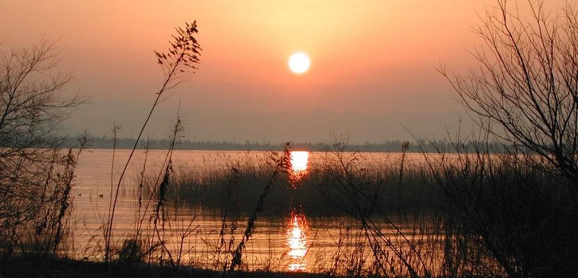 Lago Biwa
