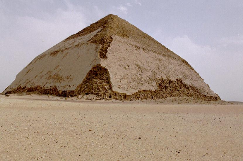 Pirámide de Dashur